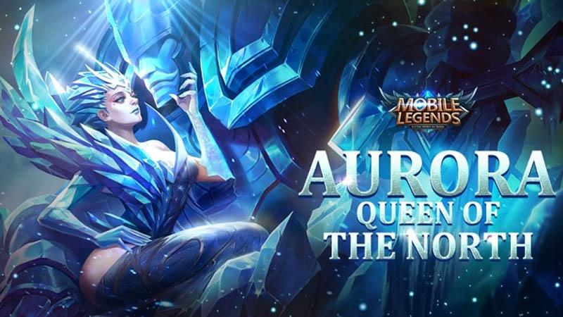 Tips Cara Bermain Aurora Dalam Mobile Legends Image