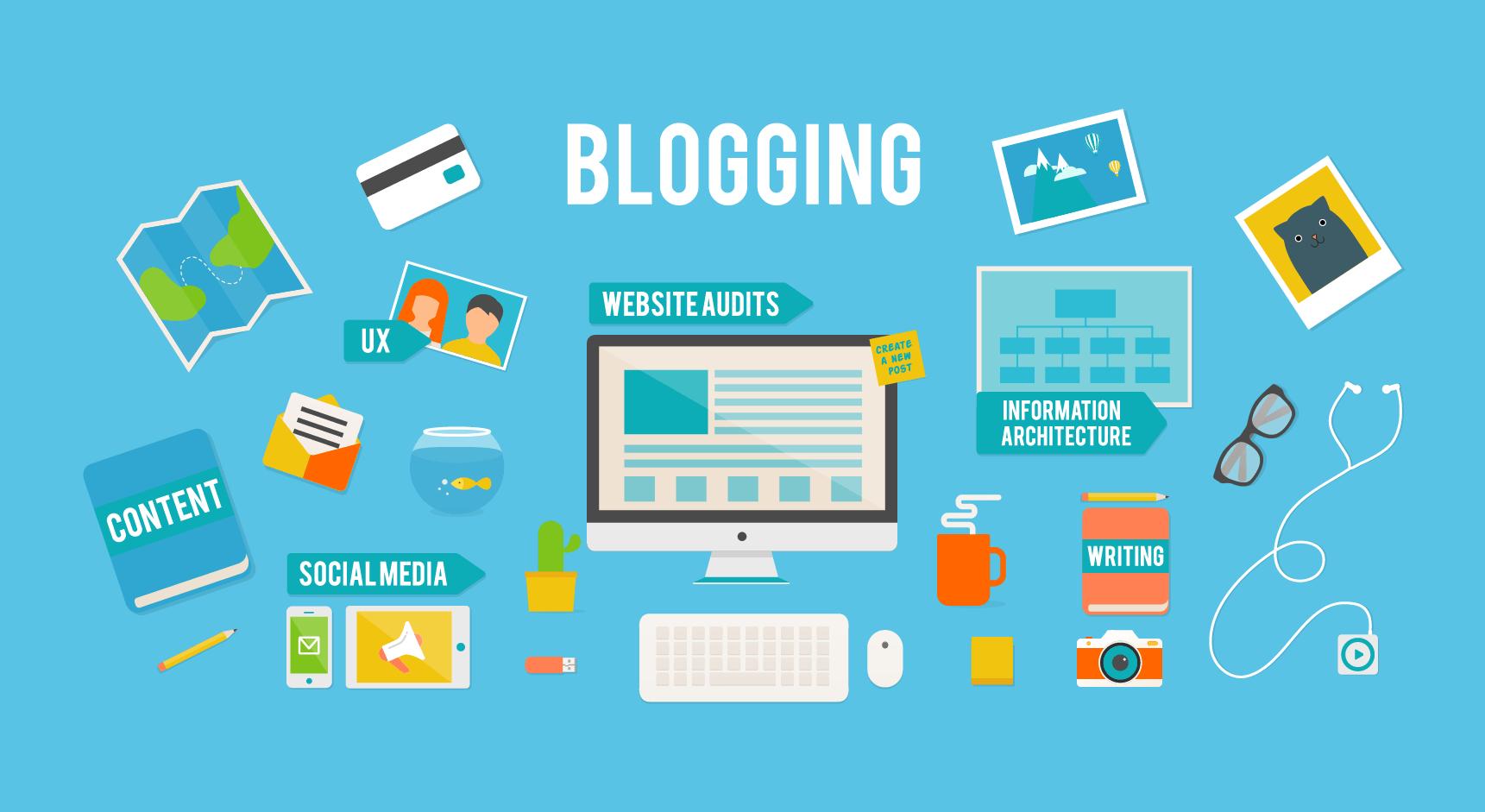 Serunya Blogging Di Jawaban Online Image