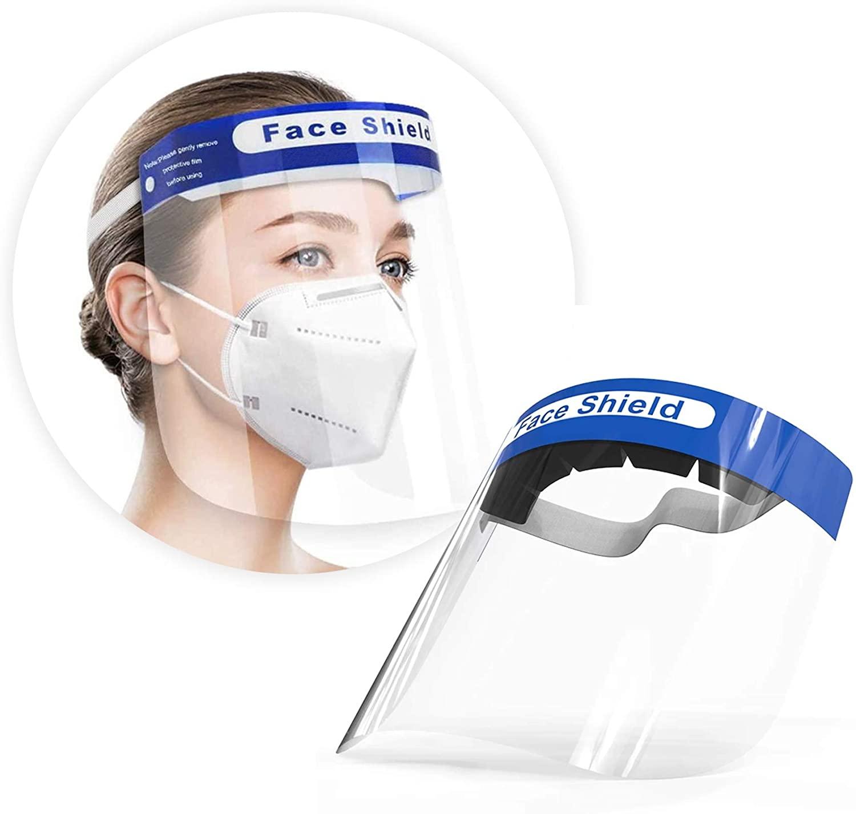 Face Shield Tidak Dapat Mencegah Covid-19 Image