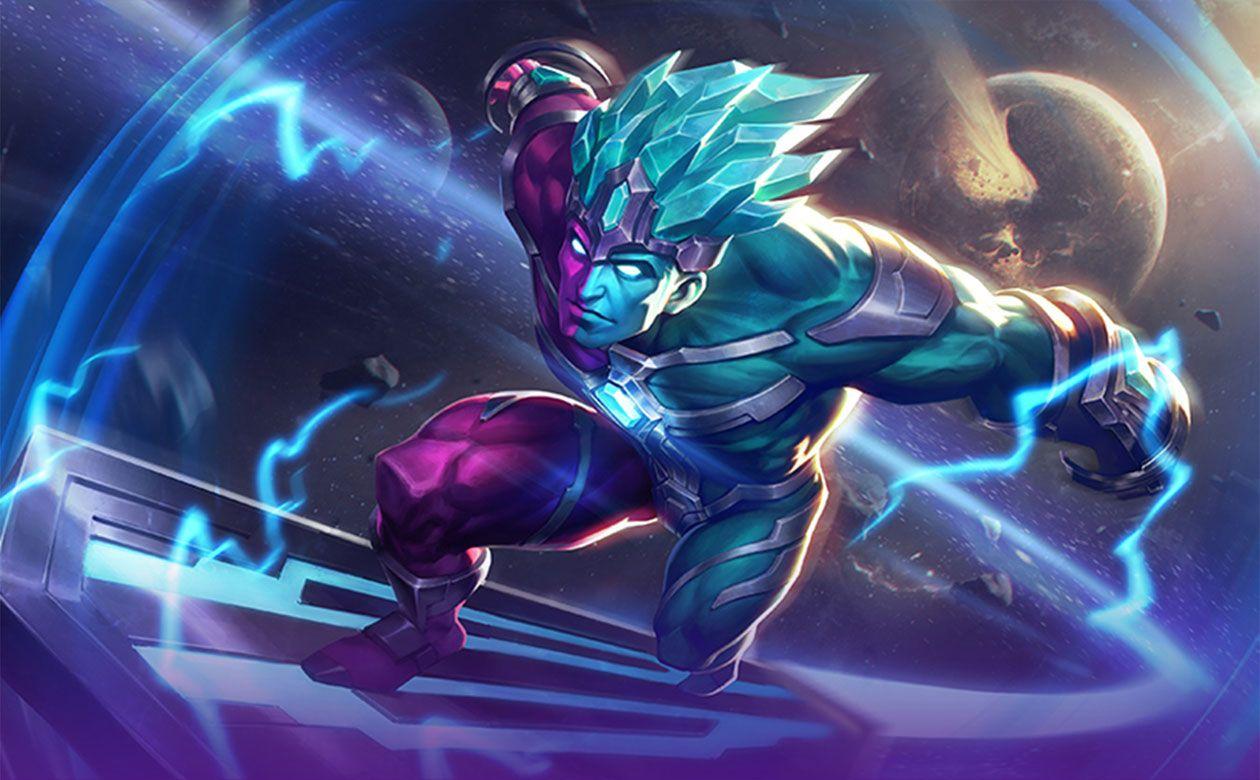 Tips Main Mobile Legends Pakai Gord Hingga Mythic Image