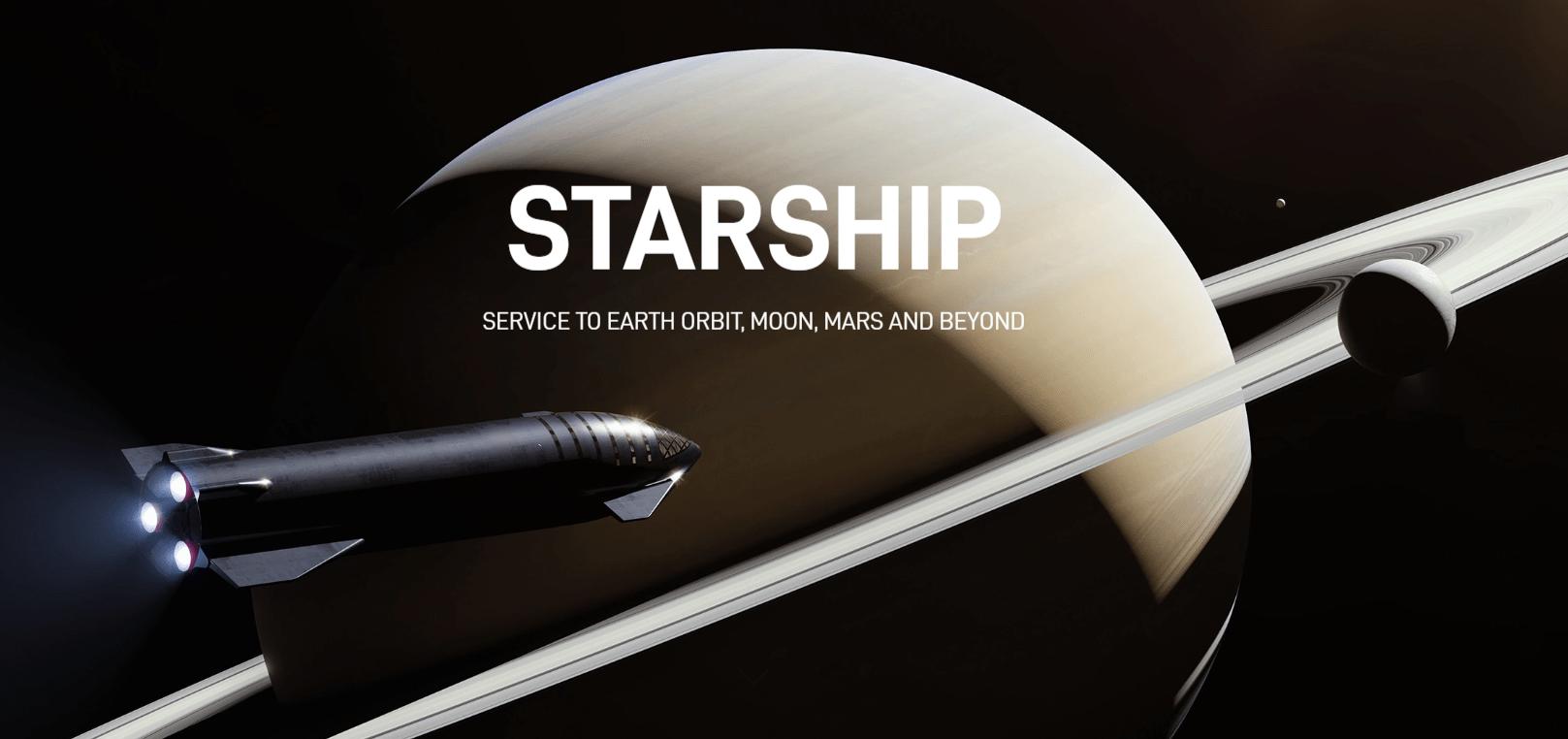 SpaceX Luncurkan Roket Starship Ke Mars Tahun 2024 Image