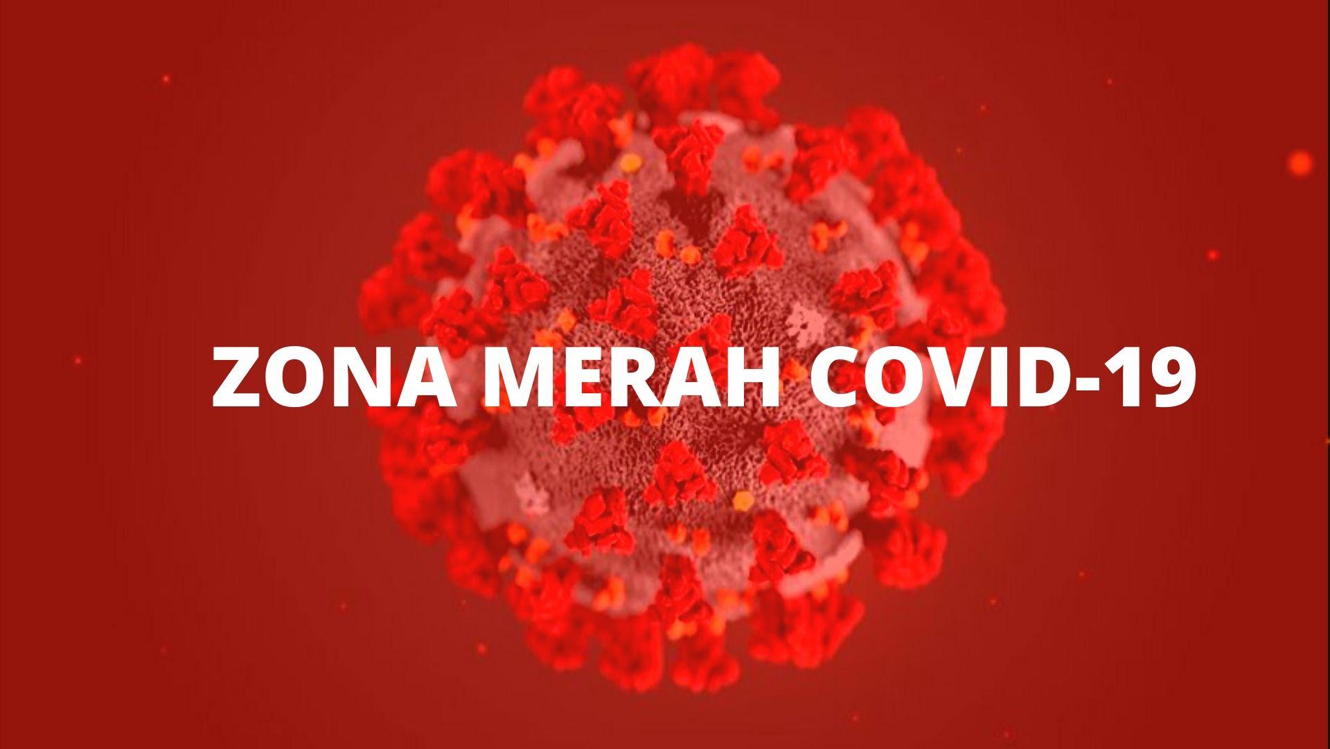 Zona Merah Covid