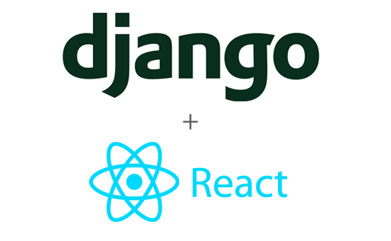 django and react