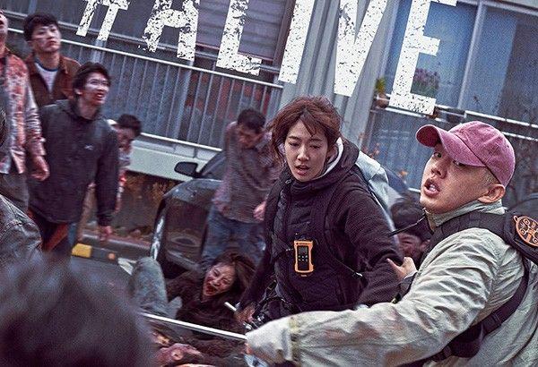 alive zombie