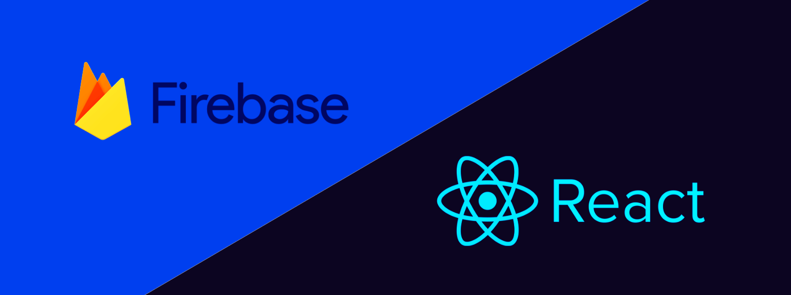 react firebase stack