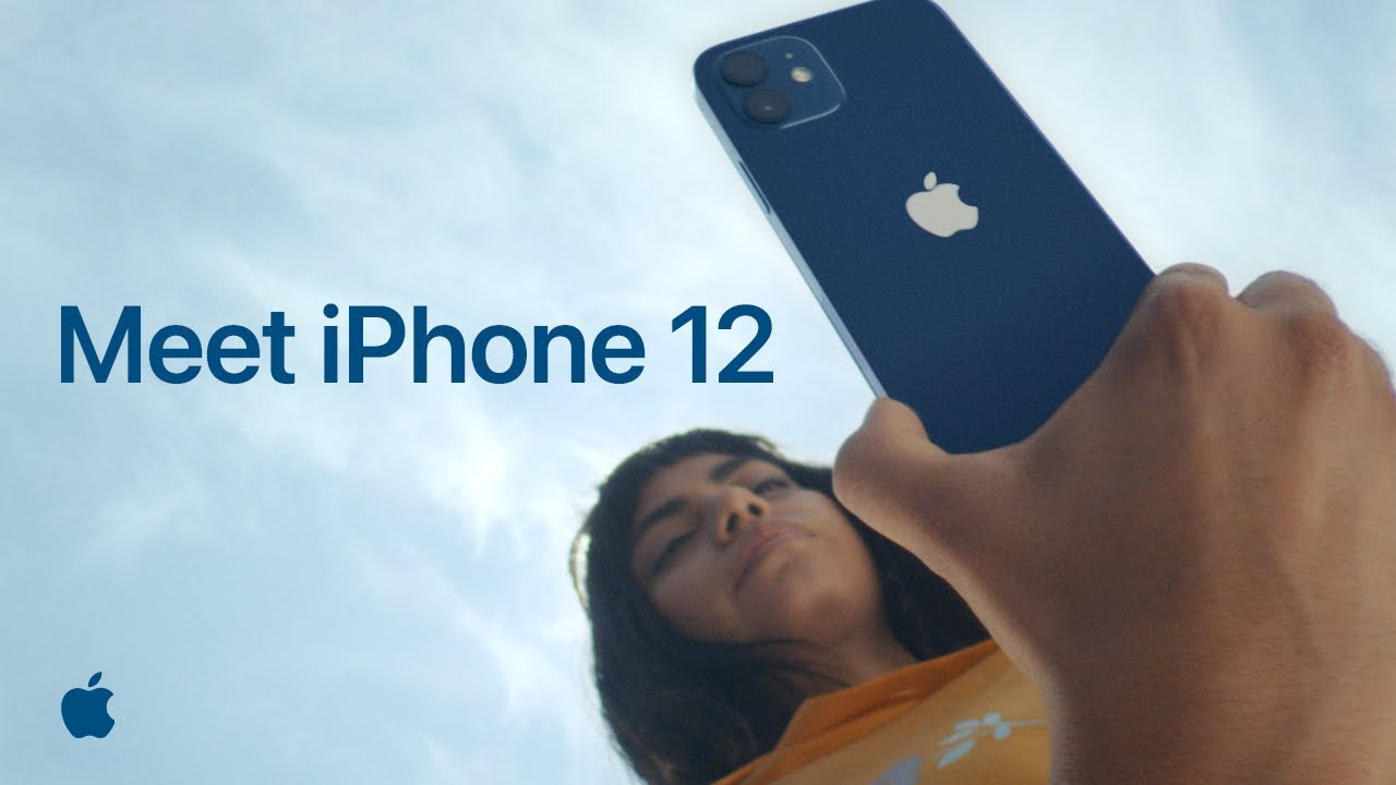 meet iphone 12