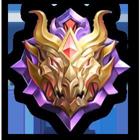 logo mythical glory Mobile Legends