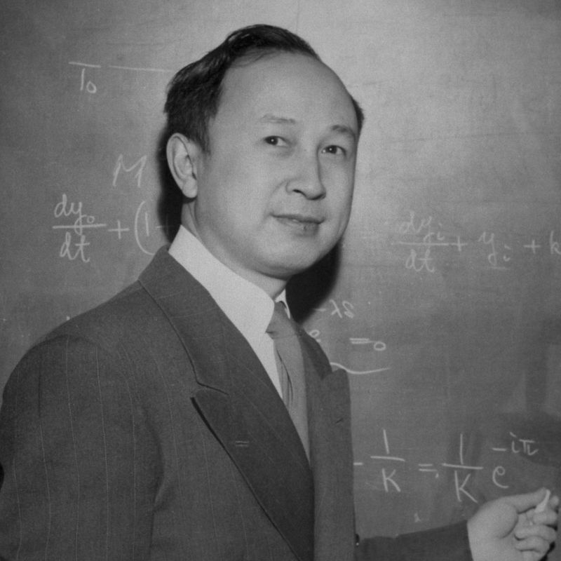 Qian Xuesen: The man the US deported - who then helped China into space Image'