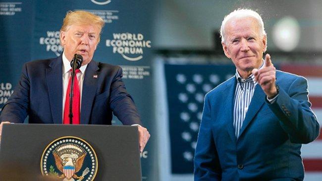 Biden Resmi Geser Trump Image'