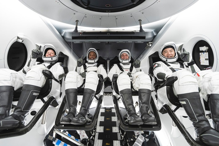 SPACEX CREW DRAGON: ELON MUSK DECRIES 'STRANGER THAN FICTION' PROBLEM Image