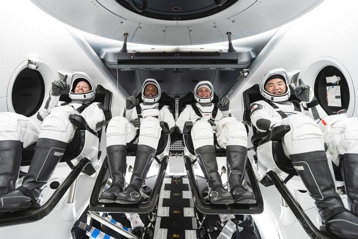 SPACEX CREW DRAGON: ELON MUSK DECRIES 'STRANGER THAN FICTION' PROBLEM Image'