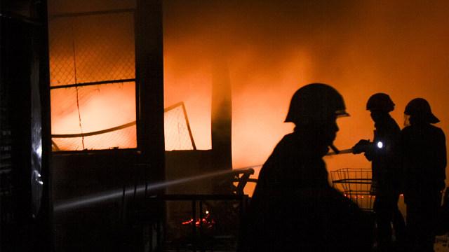 Sebuah Tenant di Puri Indah Mall, Jakbar, Sempat Terbakar Image'
