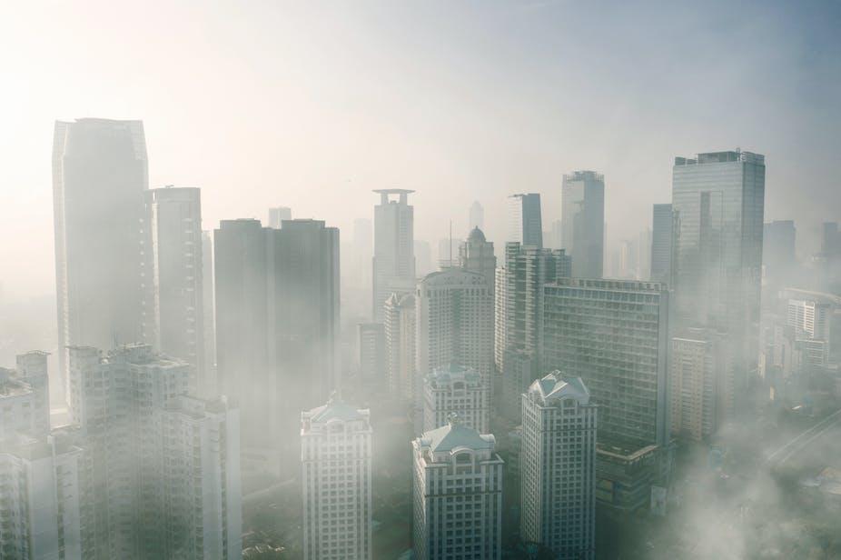 Polusi Udara Perbesar Resiko Kematian Akibat Covid-19 Image