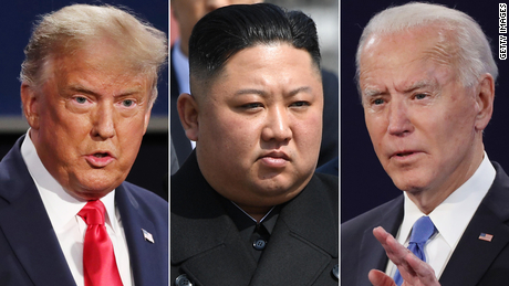 North Korea is going to be a major headache for whoever wins the US election Image'