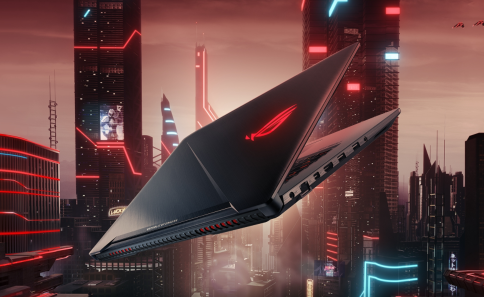 Laptop Gaming ASUS ROG GL503GE EN130T Image'