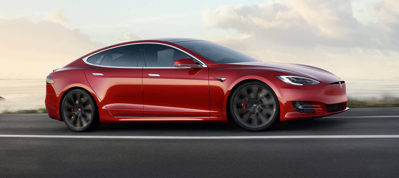 Tesla Model S Image 2