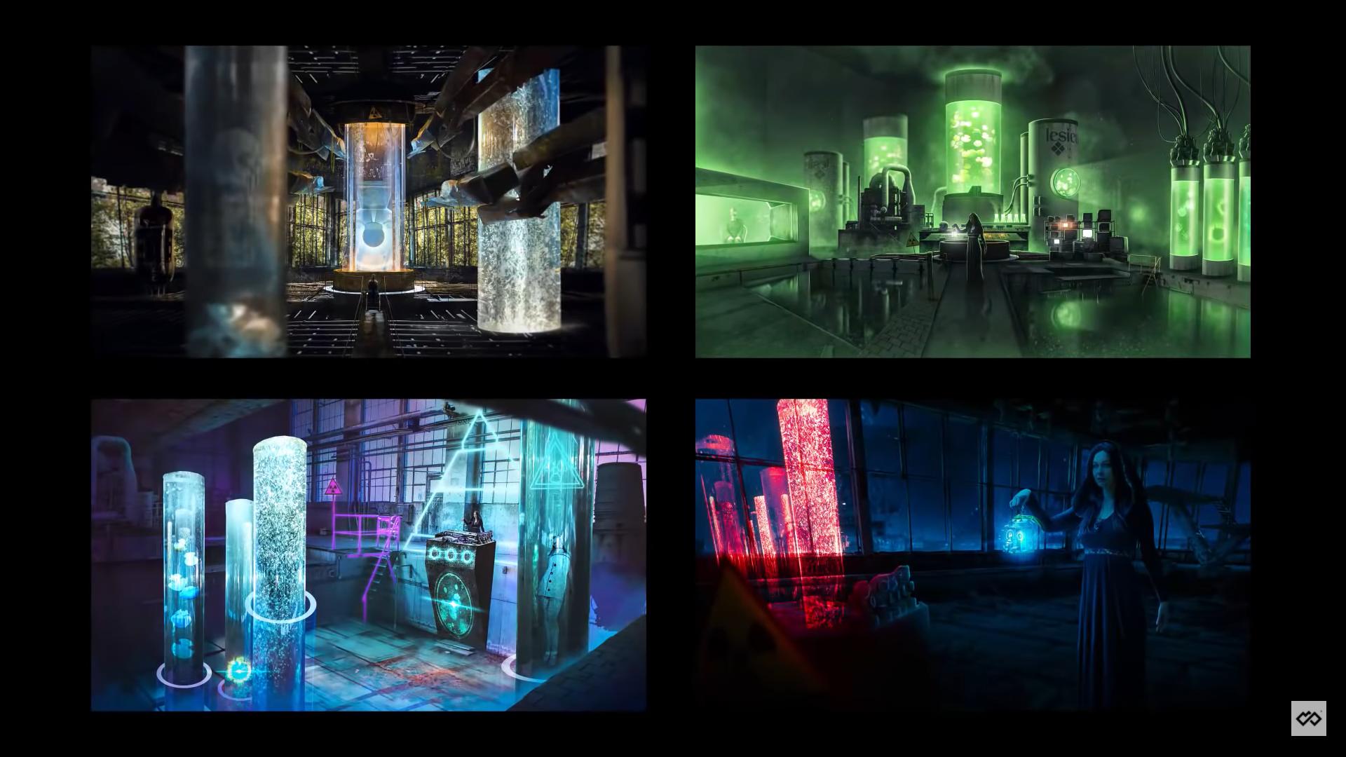 4 digital artists do the same concept! (photoshop) | Edit Race S1E1 Image