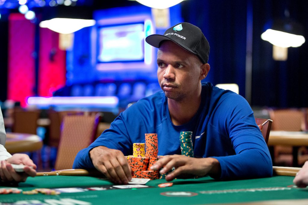 Phil Ivey's BEST Old School POKER MOMENTS ♠️ Best Poker Moments Retro ♠️ PokerStars Image'