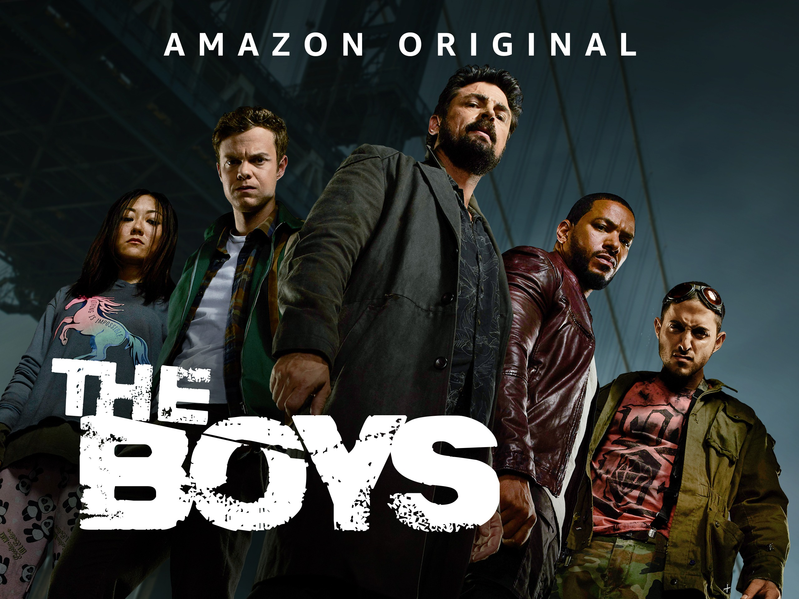 The Boys - Season 1 (2019) Image'