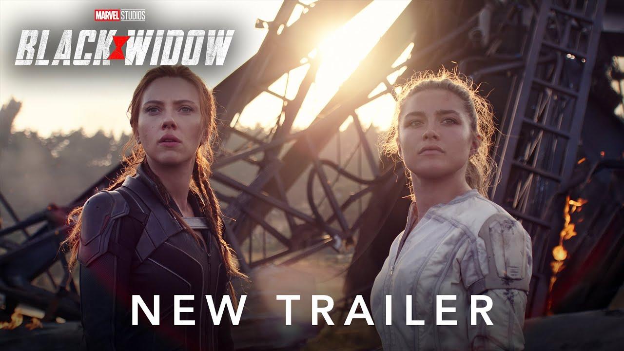 Marvel Studios' Black Widow | New Trailer Image