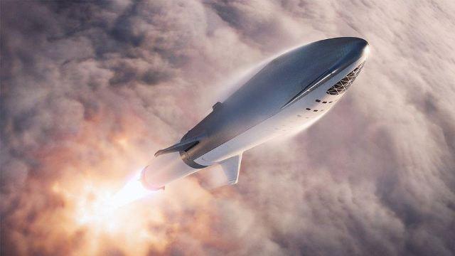 Elon Musk - Rencana Besar Boss Tesla Menjadikan Manusia Spesies Multi Planet Image'