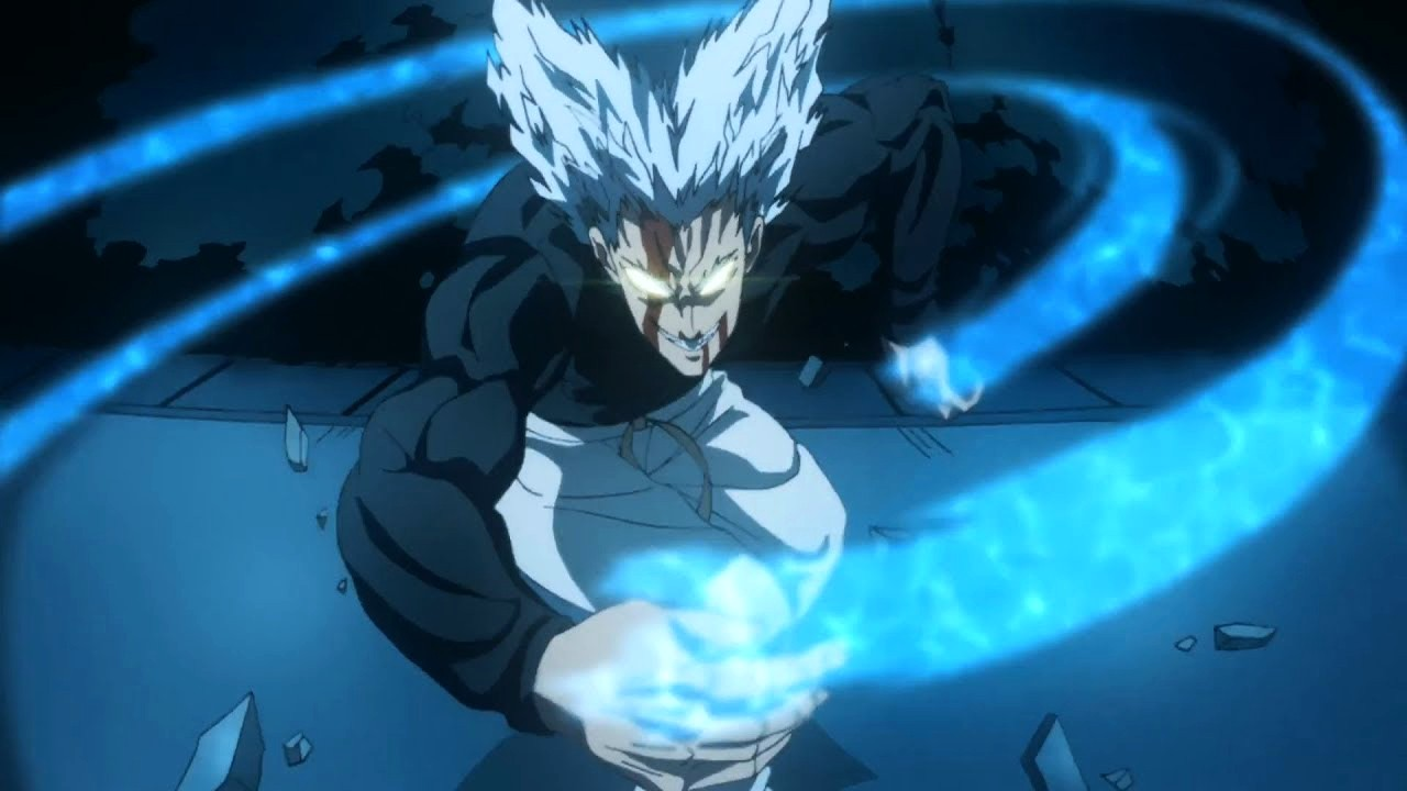 Garou VS Heroes (All Fights) Sub English [60 FPS] | One Punch Man 2 Image'