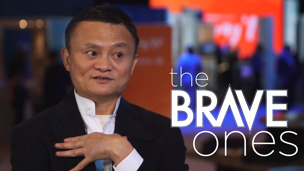 Jack Ma, Founder of Alibaba | The Brave Ones Image'