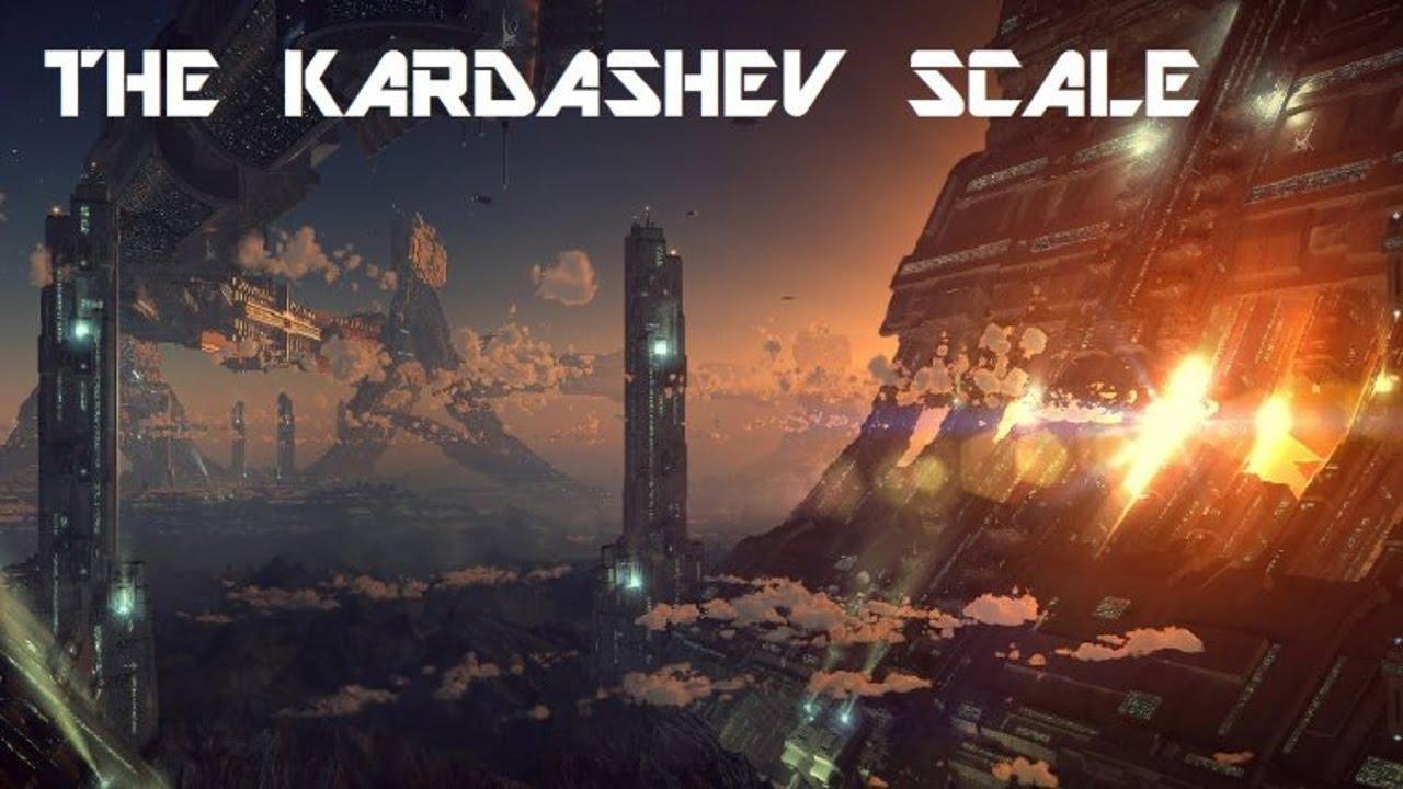 The KARDASHEV Scale (Types 0 to VI) - BrosTV Image'