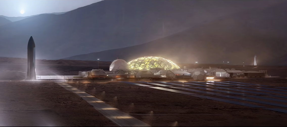 THE FIRST 10,000 DAYS ON MARS (Timelapse) Image