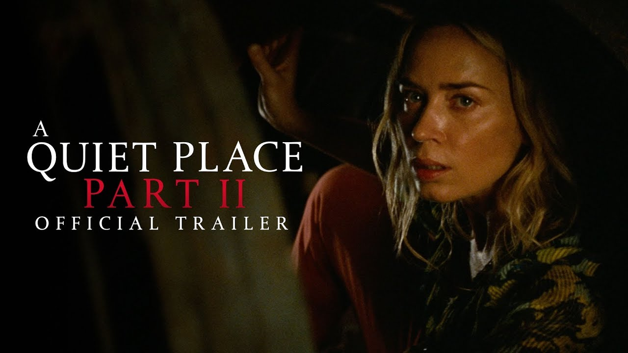 A Quiet Place Part II - Official Trailer - Paramount Pictures Image'