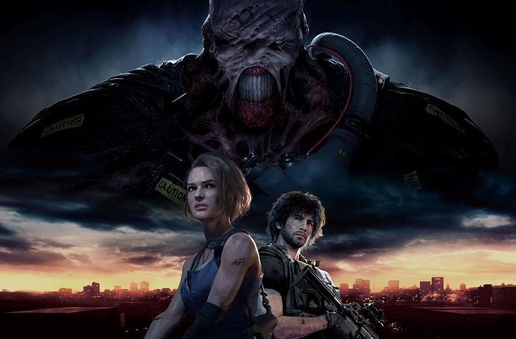 Resident Evil 3 Maximum Settings 4K   RTX 3090   Ryzen 3950X OC Image'