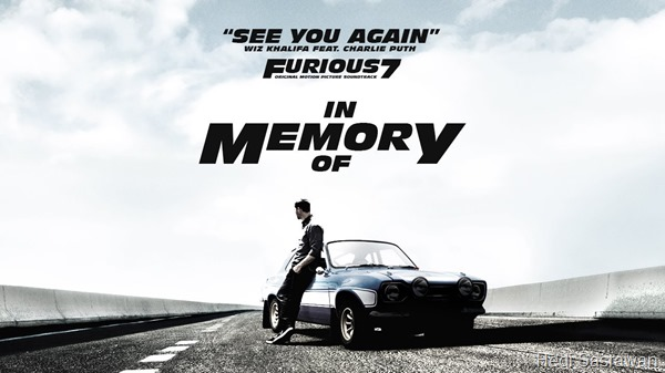 Wiz Khalifa - See You Again ft. Charlie Puth [Official Video] Furious 7 Soundtrack Image'