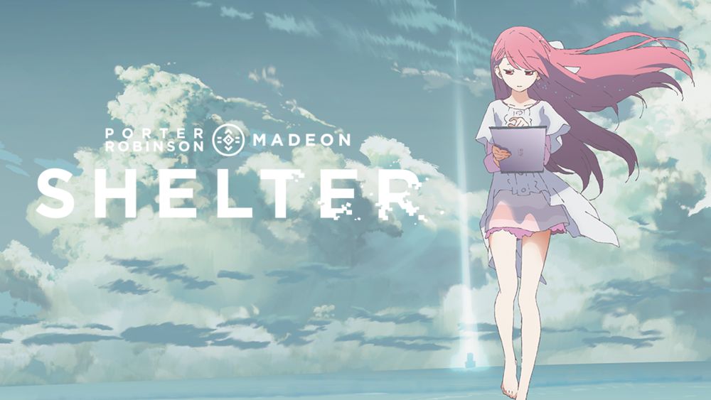 Porter Robinson & Madeon - Shelter (Official Video) (Short Film with A-1 Pictures & Crunchyroll) Image'
