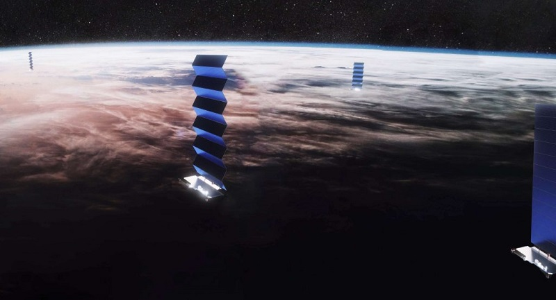 Starlink Mission Image'