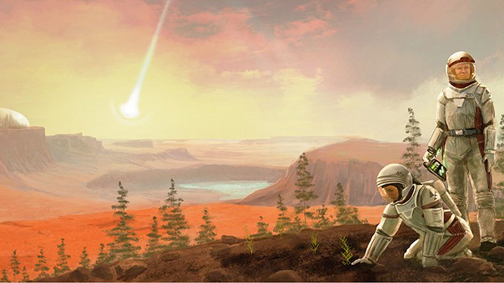 Why Terraforming Mars Is A Big Mistake Image