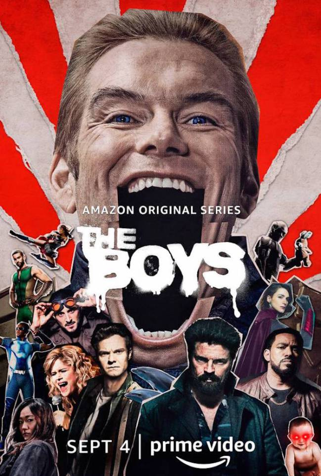 The Boys - Season 2 (2020) Image'