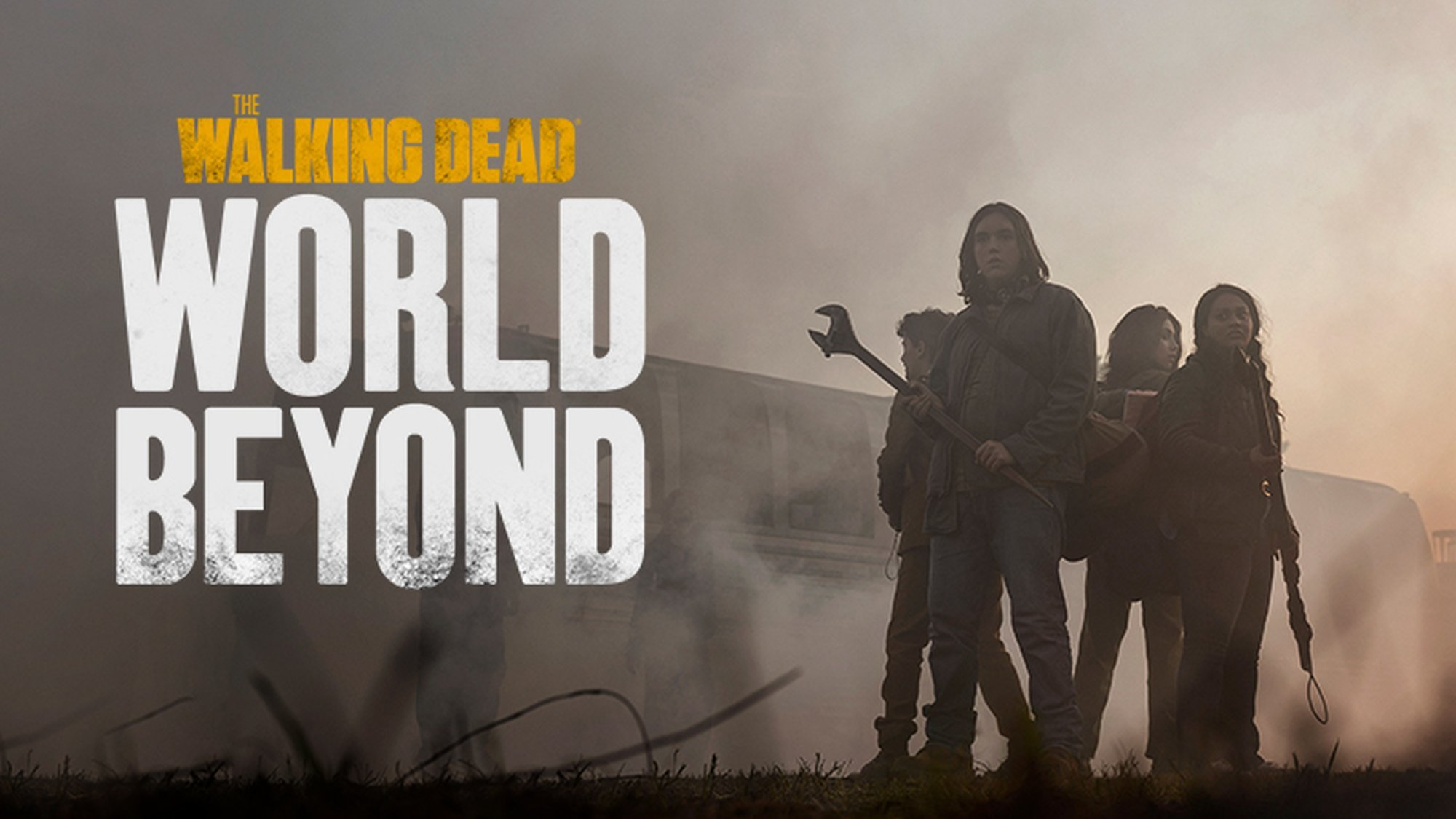 The Walking Dead: World Beyond - Exclusive Official Trailer Image'