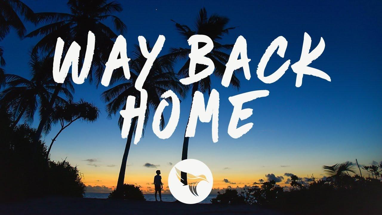 SHAUN feat. Conor Maynard - Way Back Home (Lyrics) Sam Feldt Edit Image